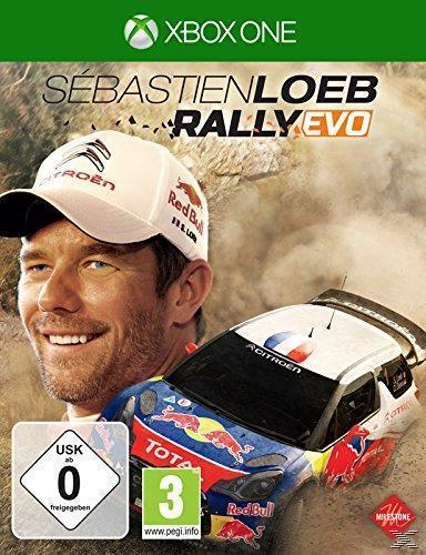 Sébastien Loeb Rally Evo (Xbox One) für 9,99 Euro