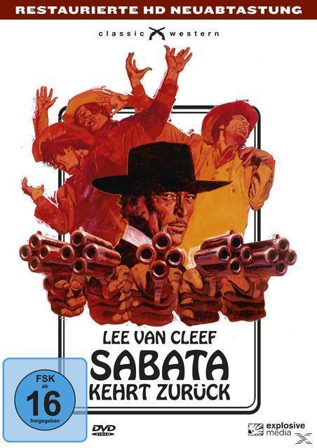 Sabata kehrt zurück (DVD) für 9,49 Euro