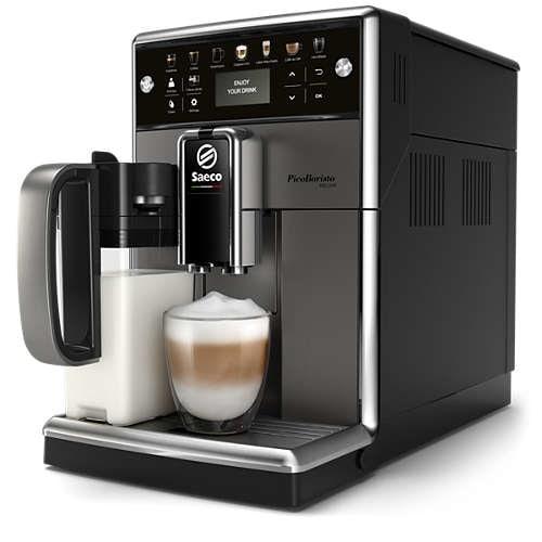 Saeco PicoBaristo Deluxe SM5572/10 Kaffeevollautomat inkl. Milchkaraffe für 934,00 Euro