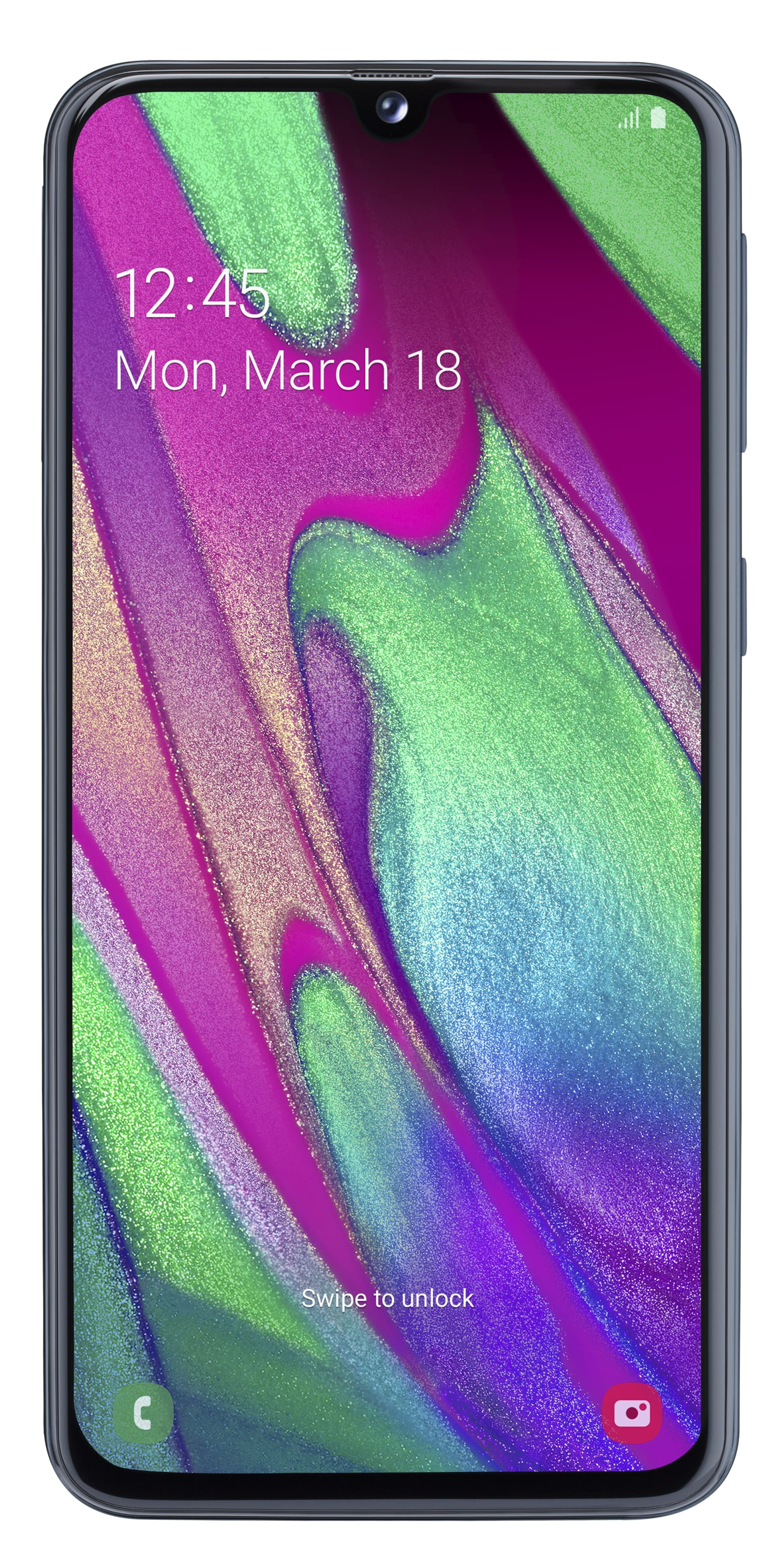 Samsung Galaxy A40 14,44cm 64GB Full HD Super AMOLED 25MP für 199,00 Euro