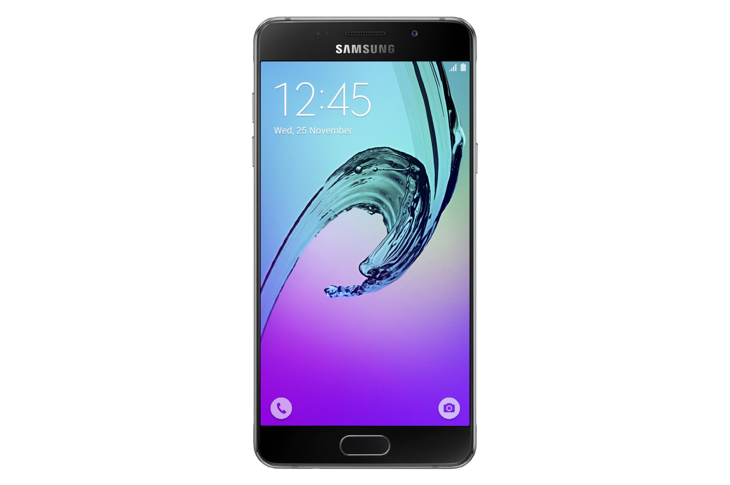 Samsung Galaxy A5 (2016) SM-A510F Smartphone 13,22cm/5,2'' 13MP 16GB für 279,00 Euro