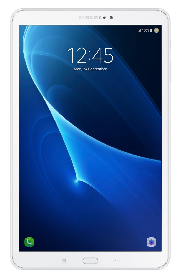 Samsung Galaxy Tab A 10.1 WIFI Tablet 25,54cm 10,1'' Android 6.0 8MP 16GB für 215,00 Euro