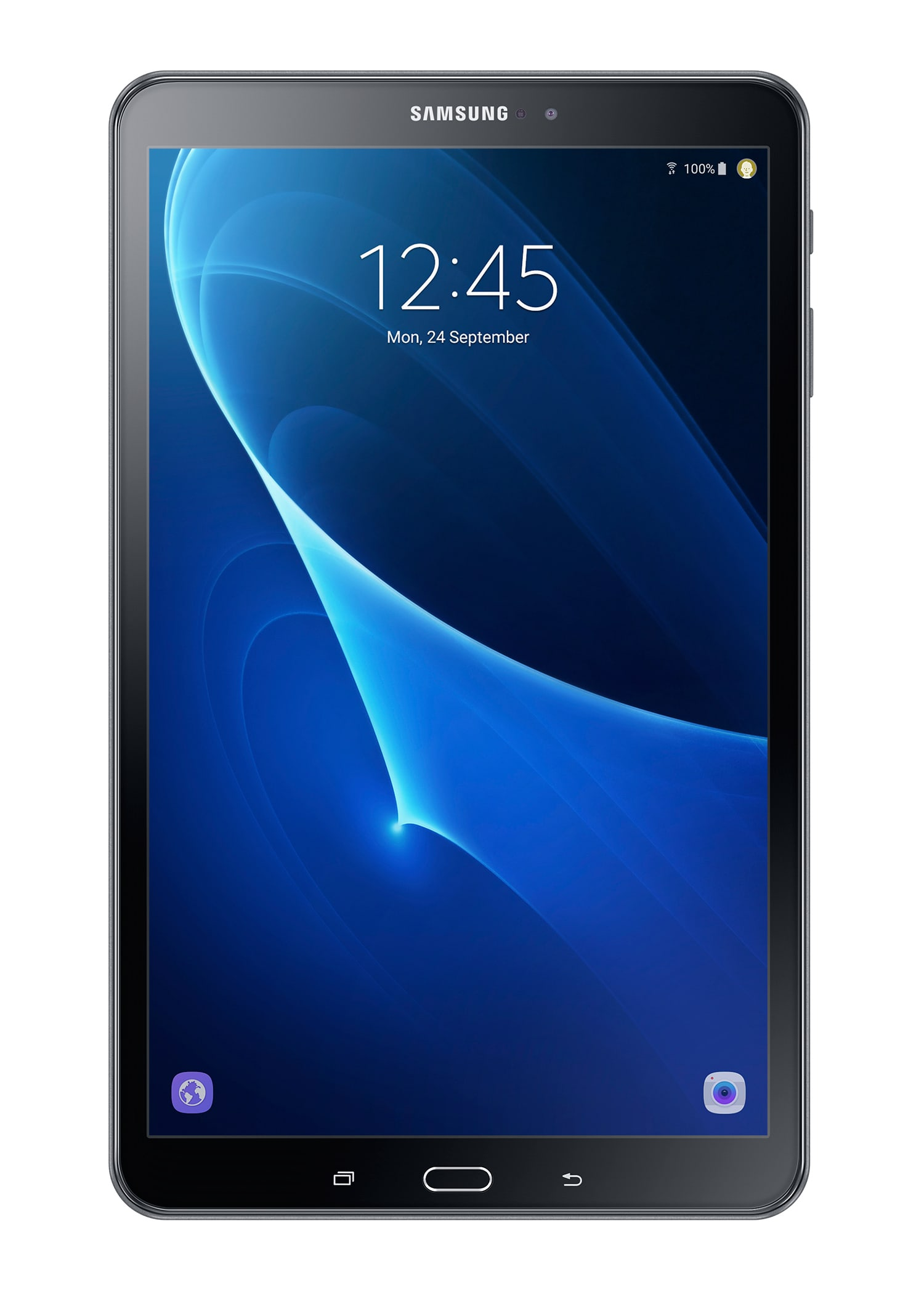 Samsung Galaxy Tab A 10.1 WIFI Tablet 25,54cm 10,1'' Android 6.0 8MP 16GB für 229,00 Euro