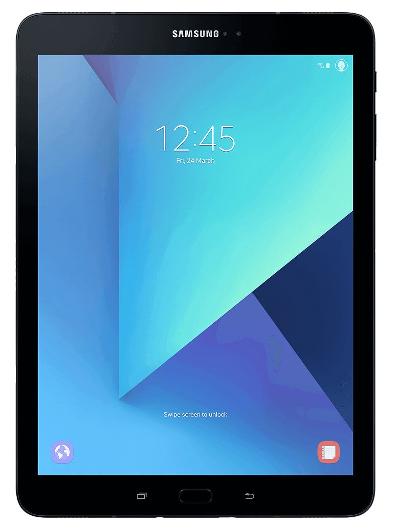Samsung Galaxy Tab S3 WiFi Tablet 24,58cm/9,7'' Android 7.0 13MP 32GB für 555,00 Euro