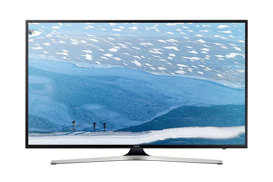 Samsung UE55KU6099UXZG Smart-TV 138cm 55 Zoll LED 4K UHD 1300PQI A DVB-T2/C/S2 für 649,00 Euro