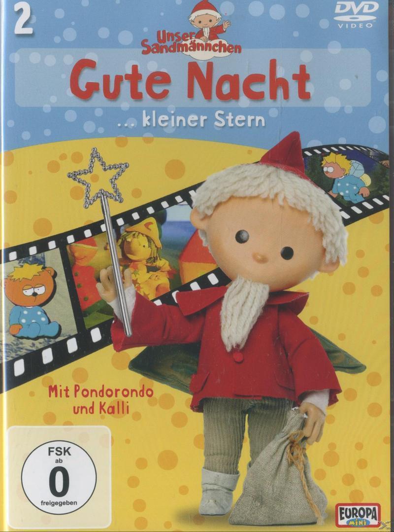 Sandmaennchen 2: Gute Nacht, kleiner Stern (DVD) für 9,99 Euro