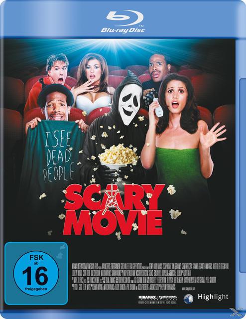 Scary Movie (BLU-RAY) für 7,79 Euro