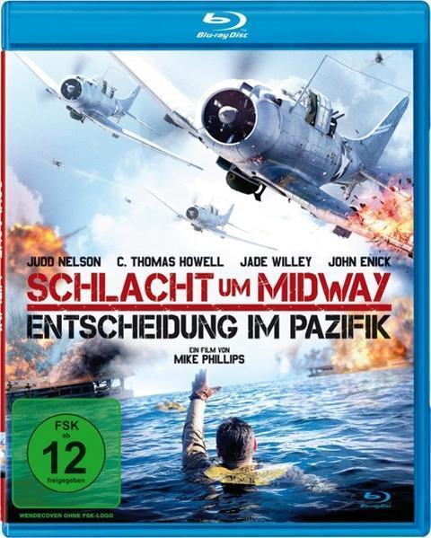 Schlacht um Midway-Entscheidung im Pazifik (BLU-RAY) für 11,99 Euro