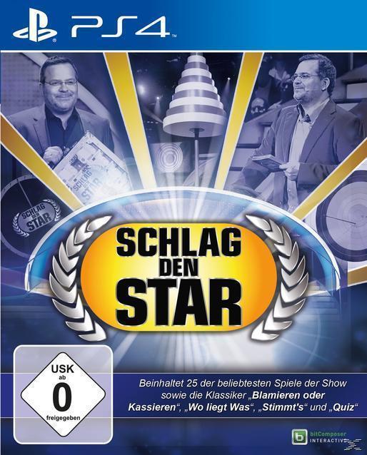 Schlag den Star (PlayStation 4) für 39,99 Euro