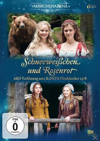 Schneeweißchen & Rosenrot (DVD) für 13,99 Euro