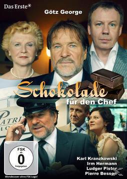 Schokolade für den Chef (DVD) für 10,99 Euro