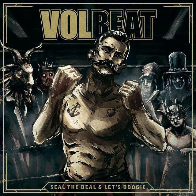 Seal The Deal & Let's Boogie (Limited Deluxe Edition) (Volbeat) für 23,49 Euro