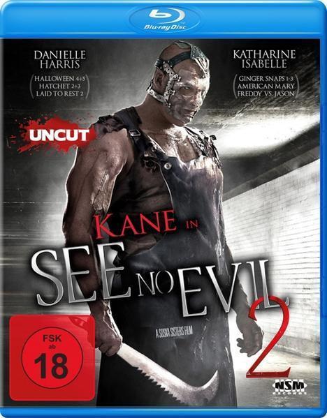 See No Evil 2 (uncut) Uncut Edition (BLU-RAY) mehr Infos