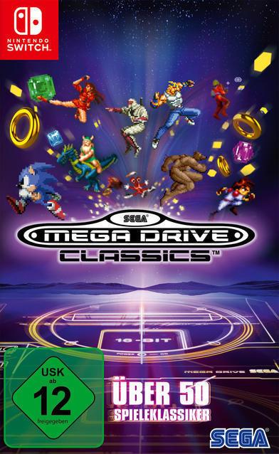 SEGA Mega Drive Classics (Nintendo Switch) für 19,49 Euro