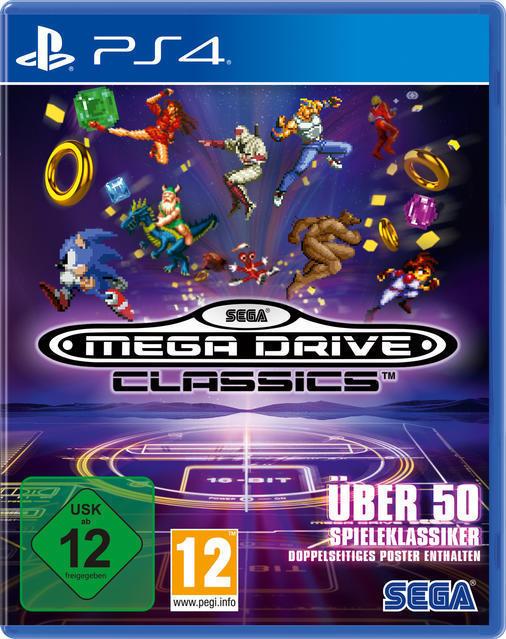 SEGA Mega Drive Classics (PlayStation 4) für 29,99 Euro