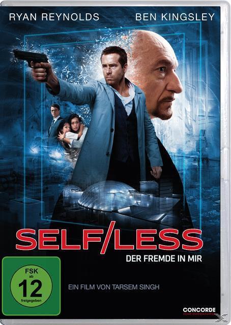 Self/Less - Der Fremde in mir (DVD) für 4,99 Euro