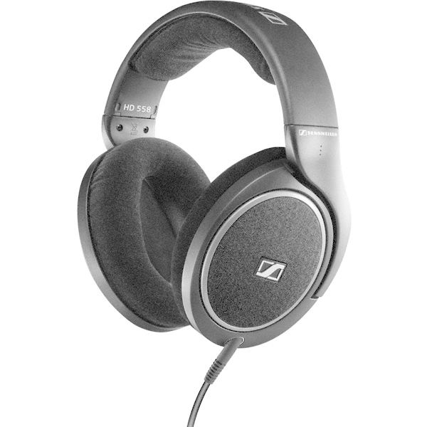 Sennheiser HD 558 Bügelkopfhörer High-End Duofol-Membranen 112dB für 129,00 Euro