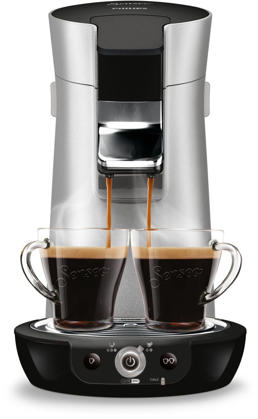 Senseo Viva Café Kaffeepadmaschine HD7831/10 für 109,99 Euro