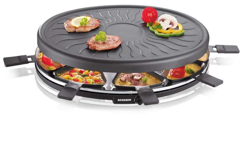 Wmf Elektrogrill Expert : Severin rg raclette partygrill von expert technomarkt