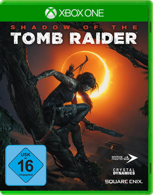 Shadow of the Tomb Raider (Xbox One) für 24,37 Euro