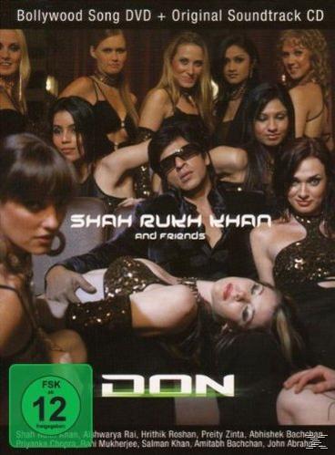 Shahrukh Khan & Friends - Don (DVD) für 4,38 Euro