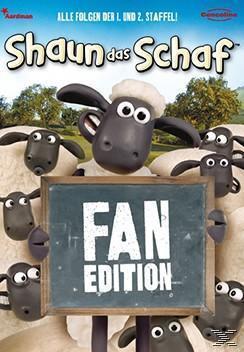 Shaun das Schaf Fan Edition Fan Edition (DVD) für 22,99 Euro