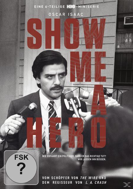 Show Me A Hero - Staffel 1 - 2 Disc DVD (DVD) für 14,61 Euro