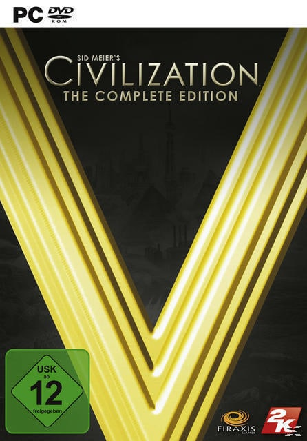 Sid Meier's Civilization V - The Complete Edition (Software Pyramide) (PC) für 15,00 Euro