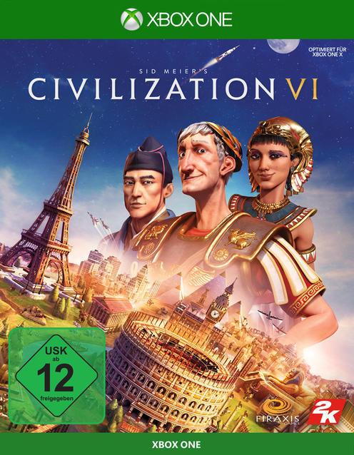 Sid Meier's Civilization VI (Xbox One) für 44,99 Euro