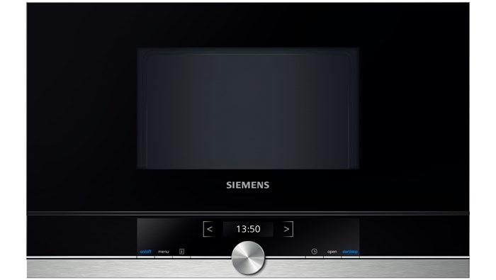 Siemens BF634LGS1 38cm Einbau-Mikrowelle 900W 21l cookControl touchControl für 529,00 Euro