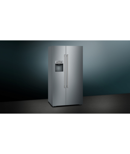 Siemens KA92DHI31 Side-by-Side 382/158l A++ 348kWh/Jahr noFrost Home Connect für 2.789,00 Euro