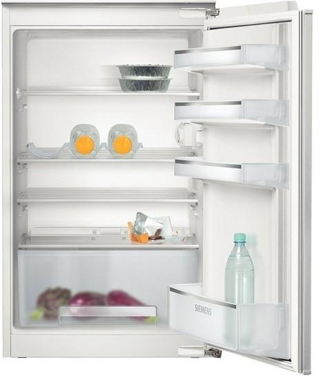 Siemens KI18RV52 Einbau-Kühlschrank 150l A+ 122kWh/Jahr 88cm Flachscharnier für 305,00 Euro