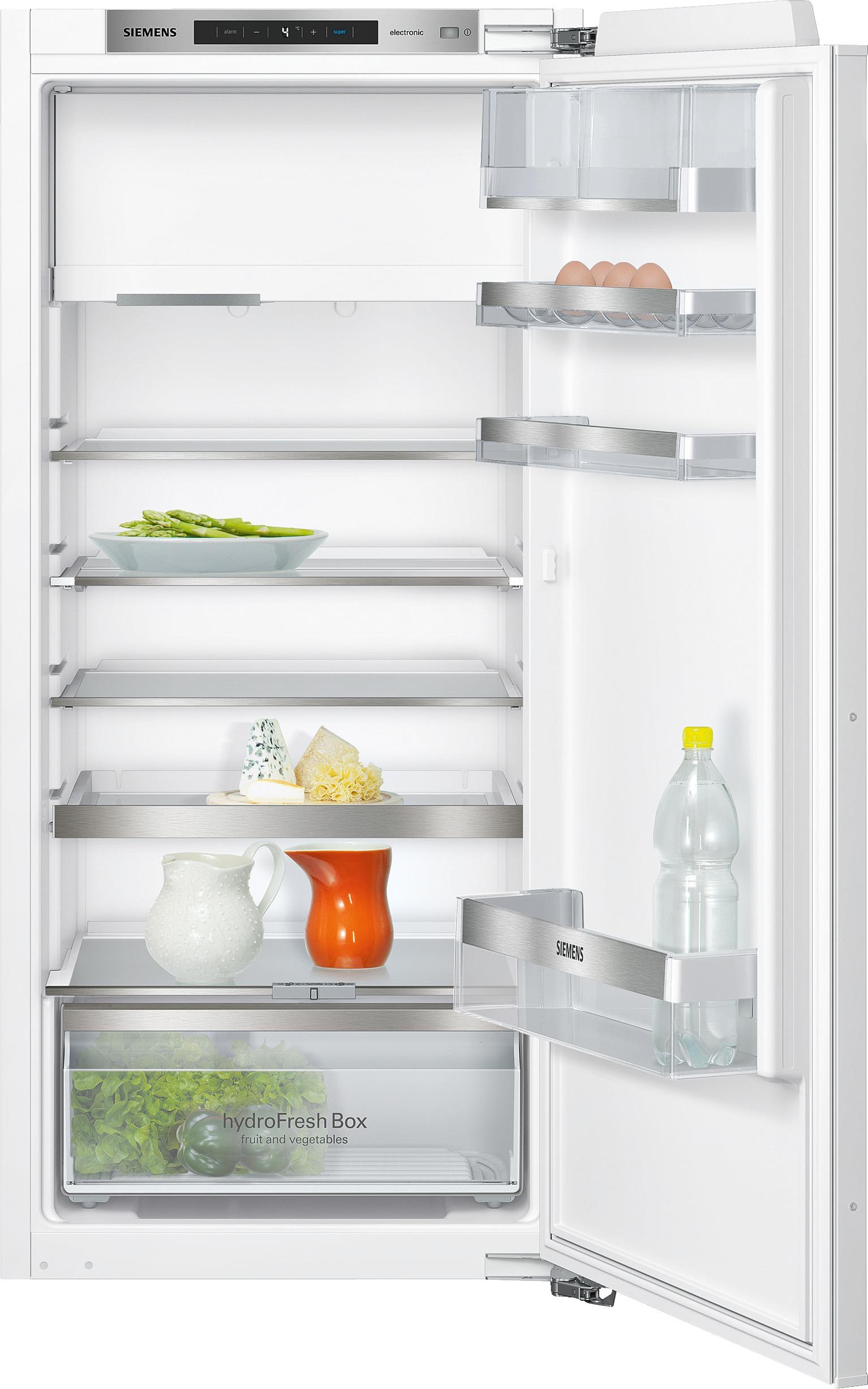 Siemens KI42LAF40 Einbau-Kühlschrank 180/15l A+++ 114kWh/Jahr 122,5cm Flachscharnier für 525,00 Euro