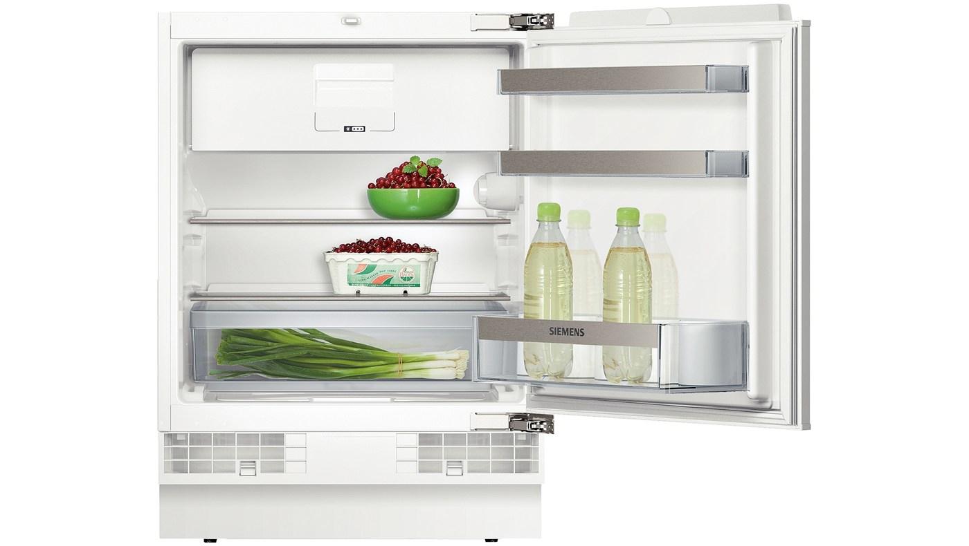 Siemens KU15LA60 Unterbaukühlschrank 128l/15l A++ 140kWh/Jahr Flachscharnier für 1.003,00 Euro