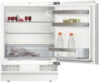 Siemens KU15RA60 Unterbau-Kühlschrank 137l A++ 92kWh/Jahr Flachscharnier für 435,00 Euro