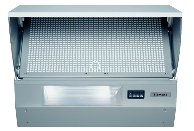 Siemens LE64130 Zwischenbauhaube 60cm 3 Leistungsstufen E Abluft/Umluft für 250,00 Euro