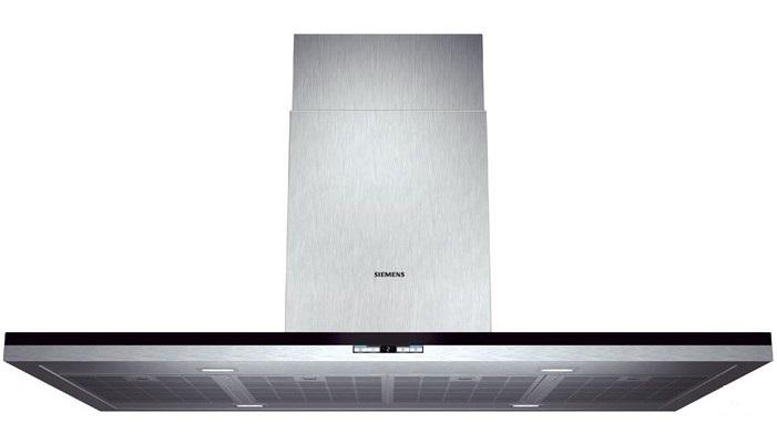 Siemens LF28BC542 Dunstabzugshaube/Inselesse 120cm A+ 54dB 870m³/h LED für 1.109,00 Euro