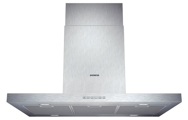 Siemens LF97BB532 Dunstabzugshaube/Inselesse 90cm A+ 54dB 730m³/h LED für 654,00 Euro