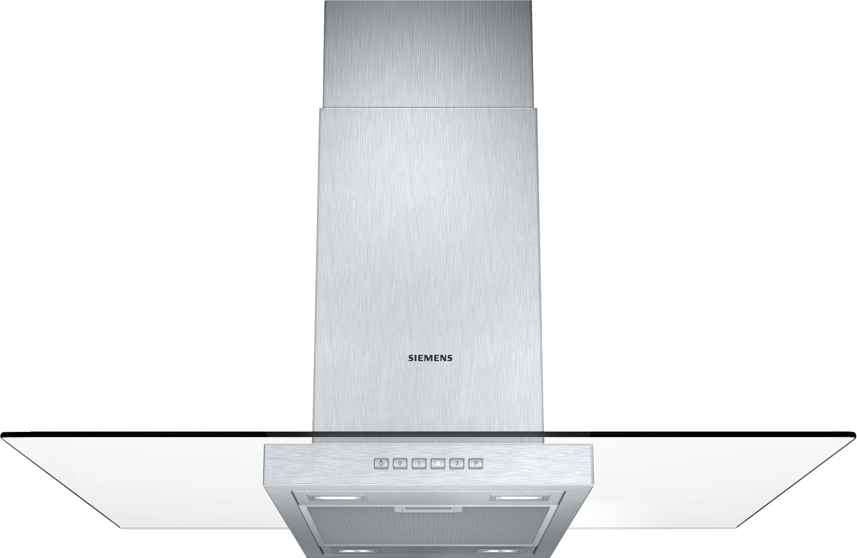 Siemens LF97GA532 Dunstabzugshaube/Inselesse 90cm 57dB 670m³/h LED für 824,00 Euro