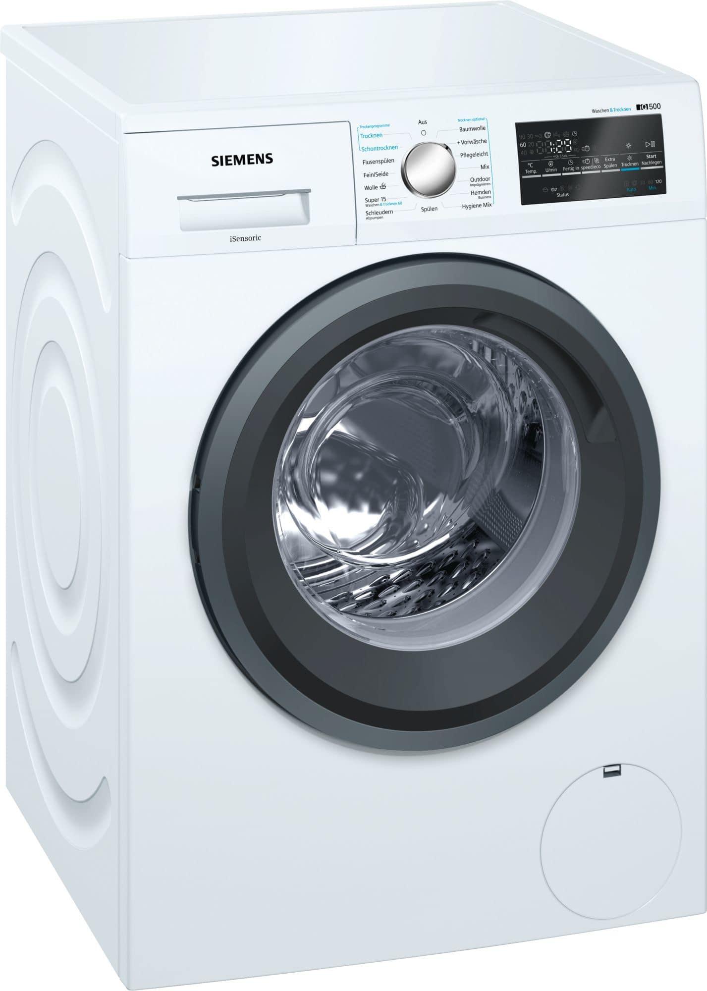 Waschtrockner - 11 Tipps und Tricks zur Funktionsweise
