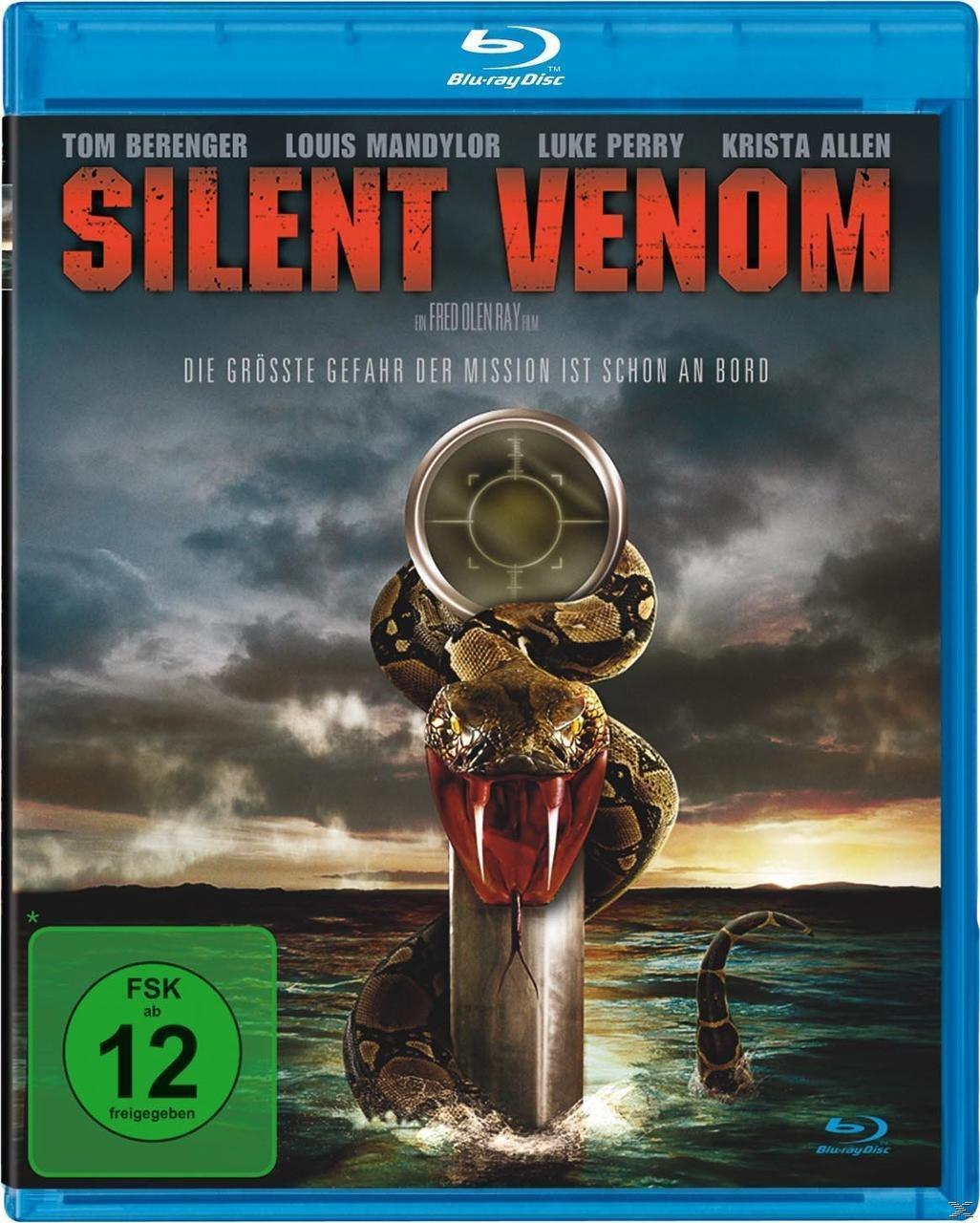 Silent Venom - Snakes on a Submarine (BLU-RAY) für 9,99 Euro