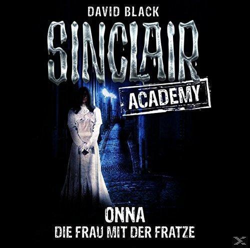 Sinclair Academy (02): Onna - Die Frau mit der Fratze (CD(s)) für 6,99 Euro