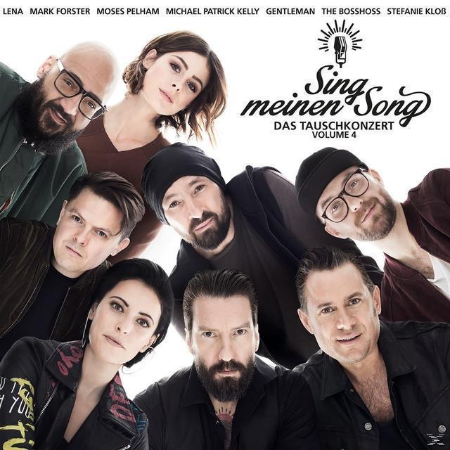 Sing Meinen Song - Das Tauschkonzert Vol.4  (VARIOUS) für 12,99 Euro