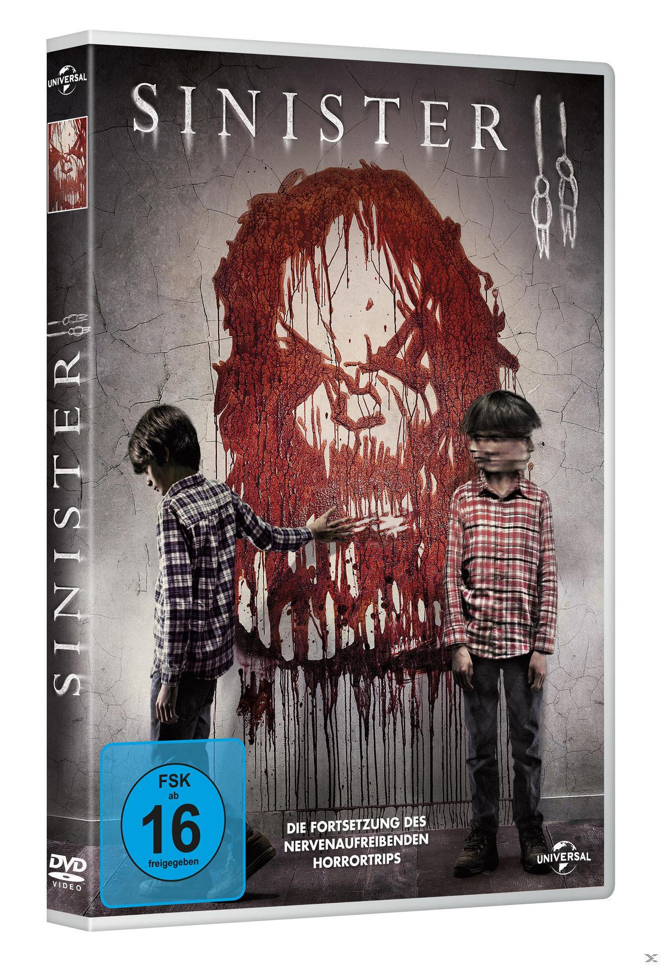 Sinister 2 (DVD) für 14,99 Euro