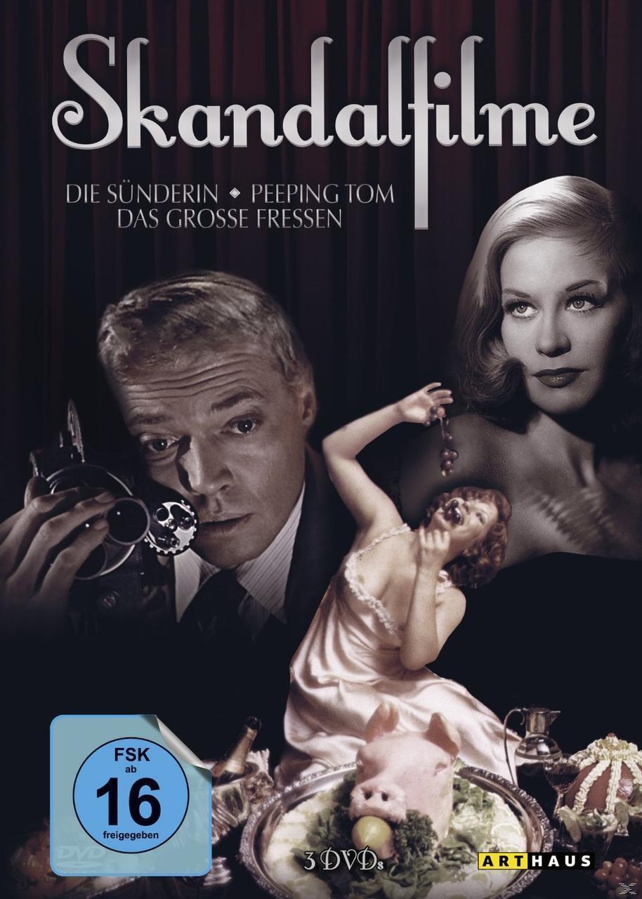 Skandalfilme - Arthaus Edition (DVD) für 12,99 Euro