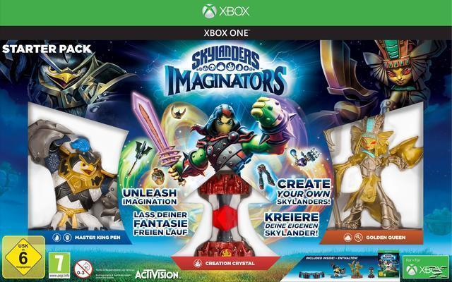 Skylanders Imaginators - Starter Pack (Xbox One) für 59,99 Euro