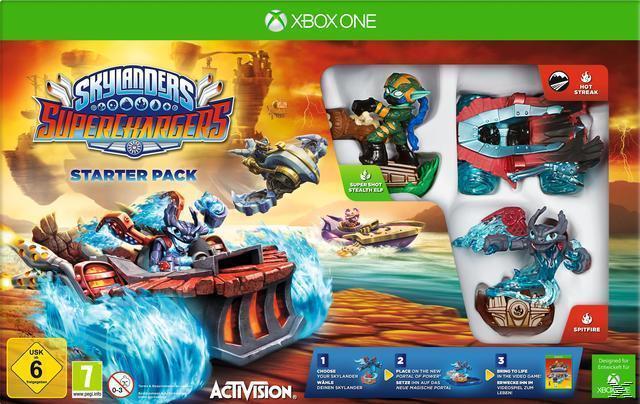 Skylanders SuperChargers: Starter Pack (Xbox One) für 39,99 Euro