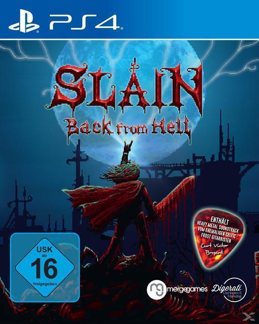 Slain: Back from Hell (PlayStation 4) für 19,99 Euro
