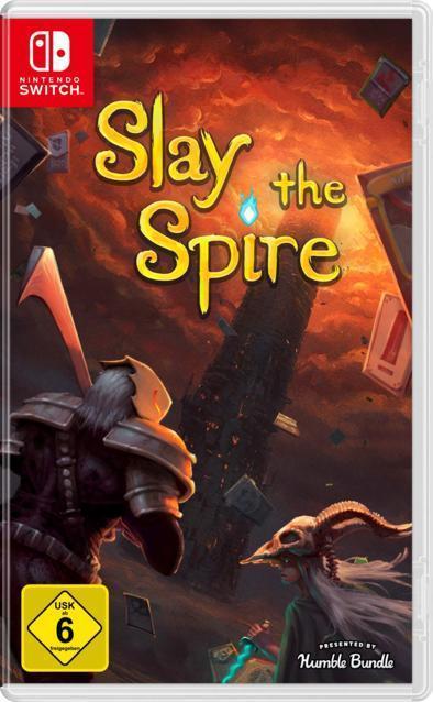 Slay the Spire (Nintendo Switch) für 44,99 Euro