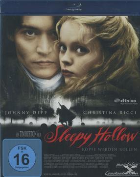 Sleepy Hollow (BLU-RAY) für 8,99 Euro